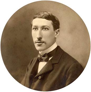 Portrait de René Guenon