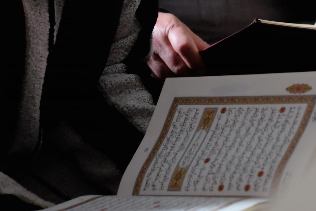 Lecture du Coran 2