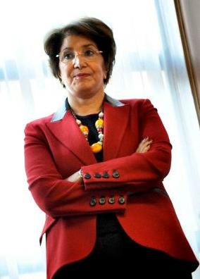 Portrait de Bariza Khiari