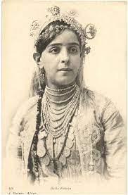 Portrait de Lalla Fadhma N'Soumer